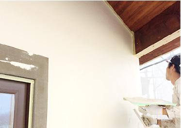 遮熱材セレクト・リフレックス無垢材を使用
