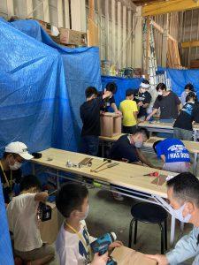 人気イベント木工教室♡