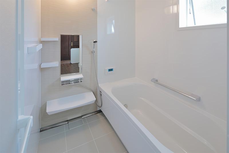 お風呂のオプションについて紹介します!
