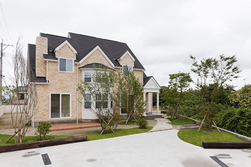 洋風モダンは洋風の家を現代的にアレンジしたデザインです。