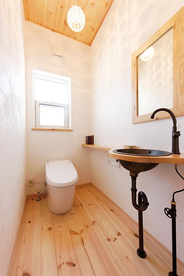 トイレの設置場所や内装についてご紹介
