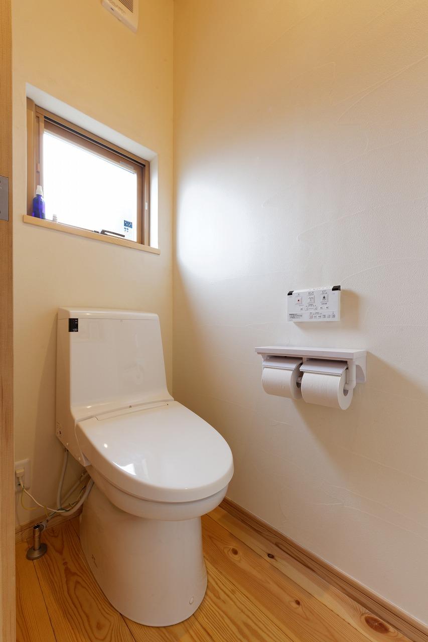 子どもの成長を見守る家_トイレ