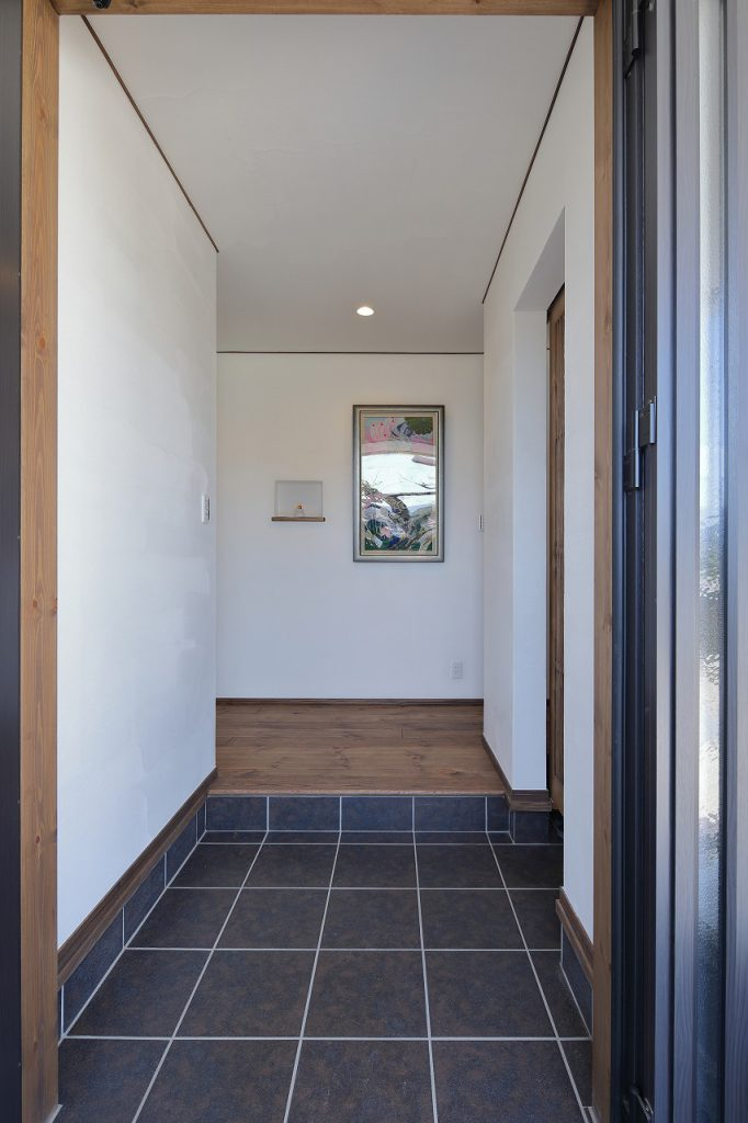 福岡で和の心感じる蔵風の注文住宅