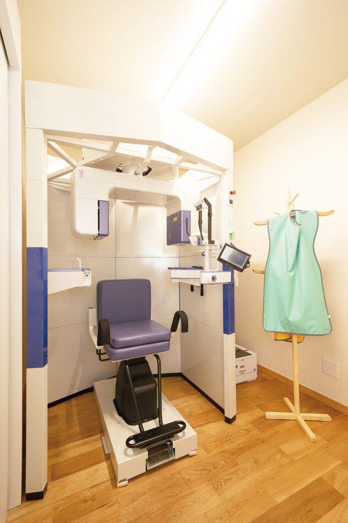 患者にとってより良い環境で 診療するために