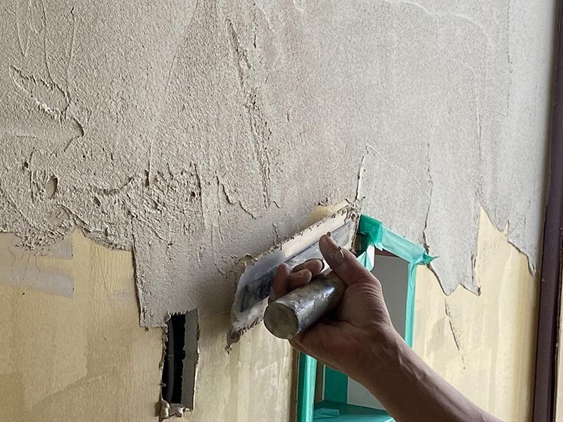 漆喰のデメリット
